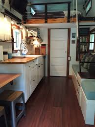 this tiny home is hiding two bedrooms tiny houses stair drawers