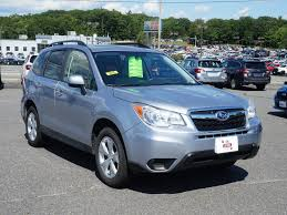 blue subaru forester 2015 used 2015 subaru forester for sale augusta me vin