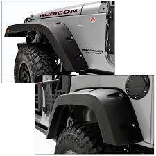 amazon com jeep wrangler jk amazon com eag pocket rivet style front rear fender flares for 07