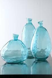Glass Vases Australia 79 Best Art Glass Blue Bottles U0026 Insulators Images On Pinterest