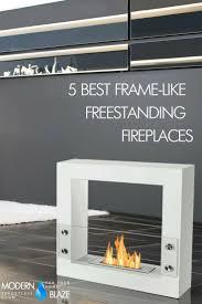 14 best frame like freestanding fireplaces images on pinterest
