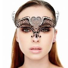 laser cut masquerade masks accessories luxurious laser cut black tiara masquerade mask