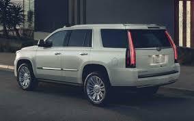 comparison cadillac escalade esv luxury 2017 vs land rover