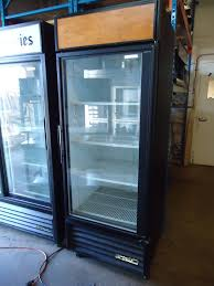 table top freezer glass door used northern restaurant equipment