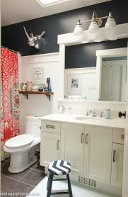 How To Design Your Bathroom by How To Completely Organize Your Bathroom The Happy Housie