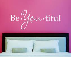 Beautiful Wall Stickers by Hello Beautiful Wall Decal Hello Beautiful Wall Decor