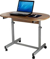 Mobile Computer Desks For Home Computer Standing Table Portable Laptop Desk Adjustable Computer
