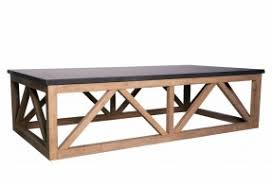 Slate Top Coffee Table Marvelous Stone Top Coffee Table Designs U2013 Outdoor Stone Top