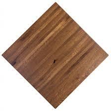 premium butcher block wood restaurant table tops timeworn