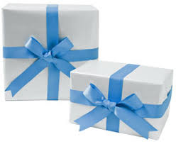 gift wrapped boxes abt gift wrapping