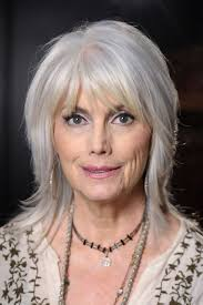 hairstyles for gray hair women over 55 60 gorgeous grey hair styles grey hairstyle shaggy and short shag