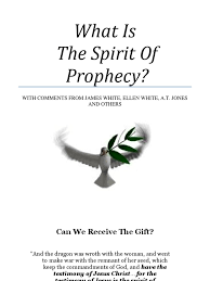what is the spirit of prophecy sda edition by trent r wilde
