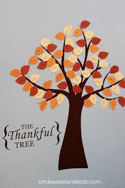 thanksgiving family home evening festival of trees the thankful tree landeelu com