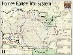 China Camp Trail Map by A Backpacking Trip In The Black Hills Of Sd Black Elk Wilderness