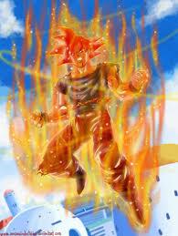 dragon ball imagens goku super saiyan god hd wallpaper