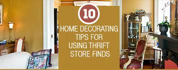 thrift store diy home decor 10 home decorating tips for using thrift store finds home