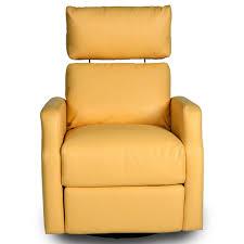 Leather Rocker Recliner Swivel Chair Sidney Bonded Leather Swivel Glider Recliner Shop Comfort Club