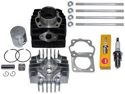 suzuki lt50 all years replacement cylinder repair kit piston rings