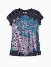 graphic tees for lucky brand