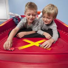 Fire Truck Toddler Bed Step 2 Wheels Toddler To Twin Race Car Bed Red Kids Bed Step2
