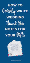 thank you card wedding wording best 25 thank you note wording ideas on pinterest wedding thank
