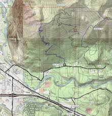 Mount Washington Trail Map by Mount Si North Bend Hiking Trails