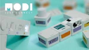 modi create anything you want with robotics of things by luxrobo