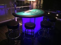 table rentals los angeles blackjack table los angeles partyworks inc equipment rental
