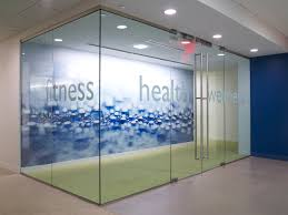 image result for gym window film graphics new office wall art