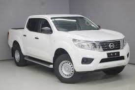 nissan white truck 2017 nissan navara st d23 series 2 northern nissan
