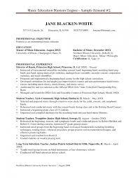 Sample Resume For Daycare Teacher Sample Resume For Master Teacher Templates