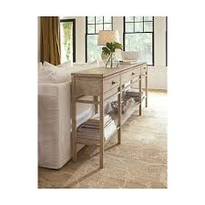 stanley furniture sofa table coastal living by stanley furniture resort palisades console table