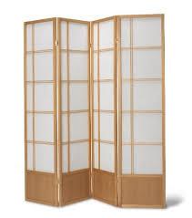 Ekne Room Divider Oriental Fuji Screen Room Divider In Natural The Futon Shop Https