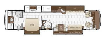Floor Plan Com dutch star floor plan options newmar