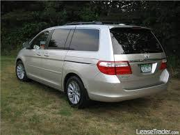 lease a honda odyssey touring 2007 honda odyssey information and photos momentcar