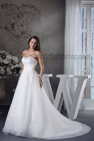 wedding gown for rent gown sweetheart strapless embroidery lace up wedding dress