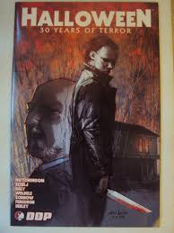 halloween 30 years of terror michael myers cover jim daly