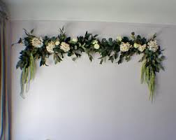 Wedding Arches Using Tulle Arbor Swag Etsy