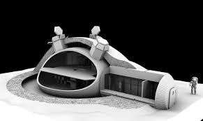 3d printing of a moon base technology and ideas it soon