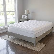 extra plush mattress topper w manufacturer defects king or queen