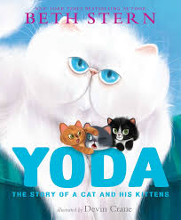 yoda the story of a cat and his kittens beth stern devin crane