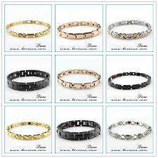bracelet health magnetic images 2017 health power energy germanium bio magnetic bracelet for men jpg