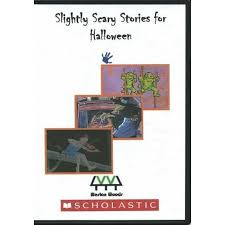 Halloween Dvd Slightly Scary Stories For Halloween Dvd Harris Communications