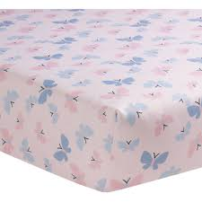 lambs u0026 ivy bedtime originals butterfly meadow collection 3 piece