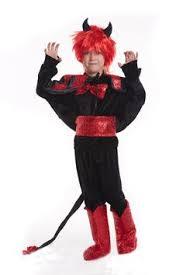 Halloween Devil Costumes Child Peppa Brother George Pig Fancy Dress Costume Book Week Age
