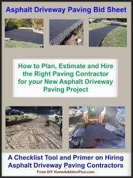 Asphalt Driveway Paving Cost Estimate by Best 25 Driveway Paving Cost Ideas On Cost Of