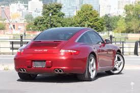 porsche red paint code 2008 porsche targa 4s youtube