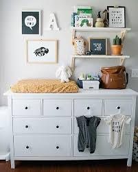 Nursery Changing Table Dresser Best 25 Baby Dresser Ideas On Pinterest Changing Table Dresser