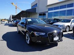 audi a5 for sale vancouver and used audi a5 cars for sale in vancouver columbia