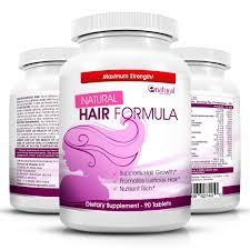 amazon com natural hair formula vitamins for faster hair growth
